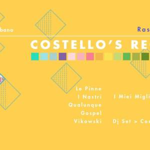 Costello's Records Festival