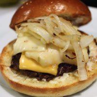 Best Ever Homemade Burger Buns