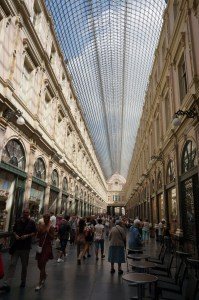 in the Galeries
