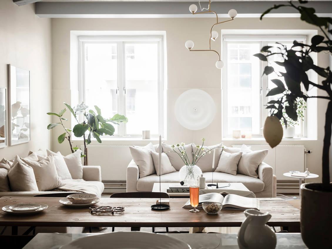 26 cucina soggiorno open space 20 mq inidpfohor. Interior Inspiration Una Grande Zona Giorno Con Cucina Per Un Appartamento Di 60 Mq In The Mood For Design