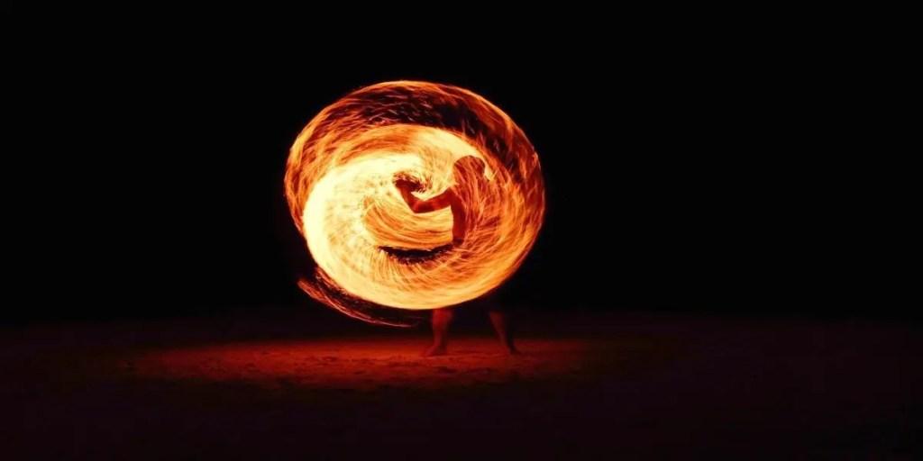 Catching Fire, Part II