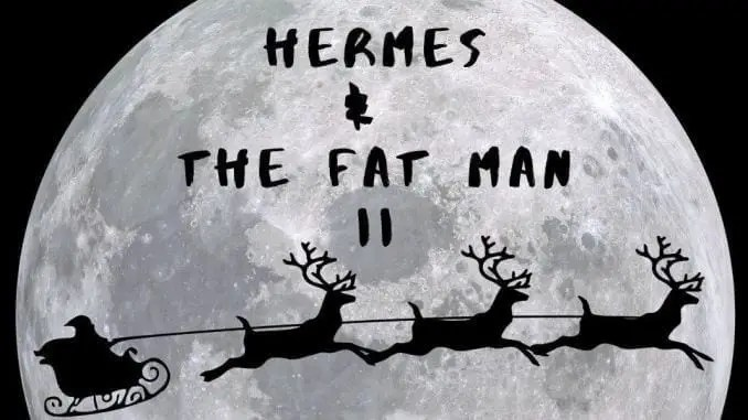 Hermes and the Fat Man, Part II