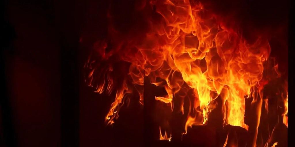Community on Fire