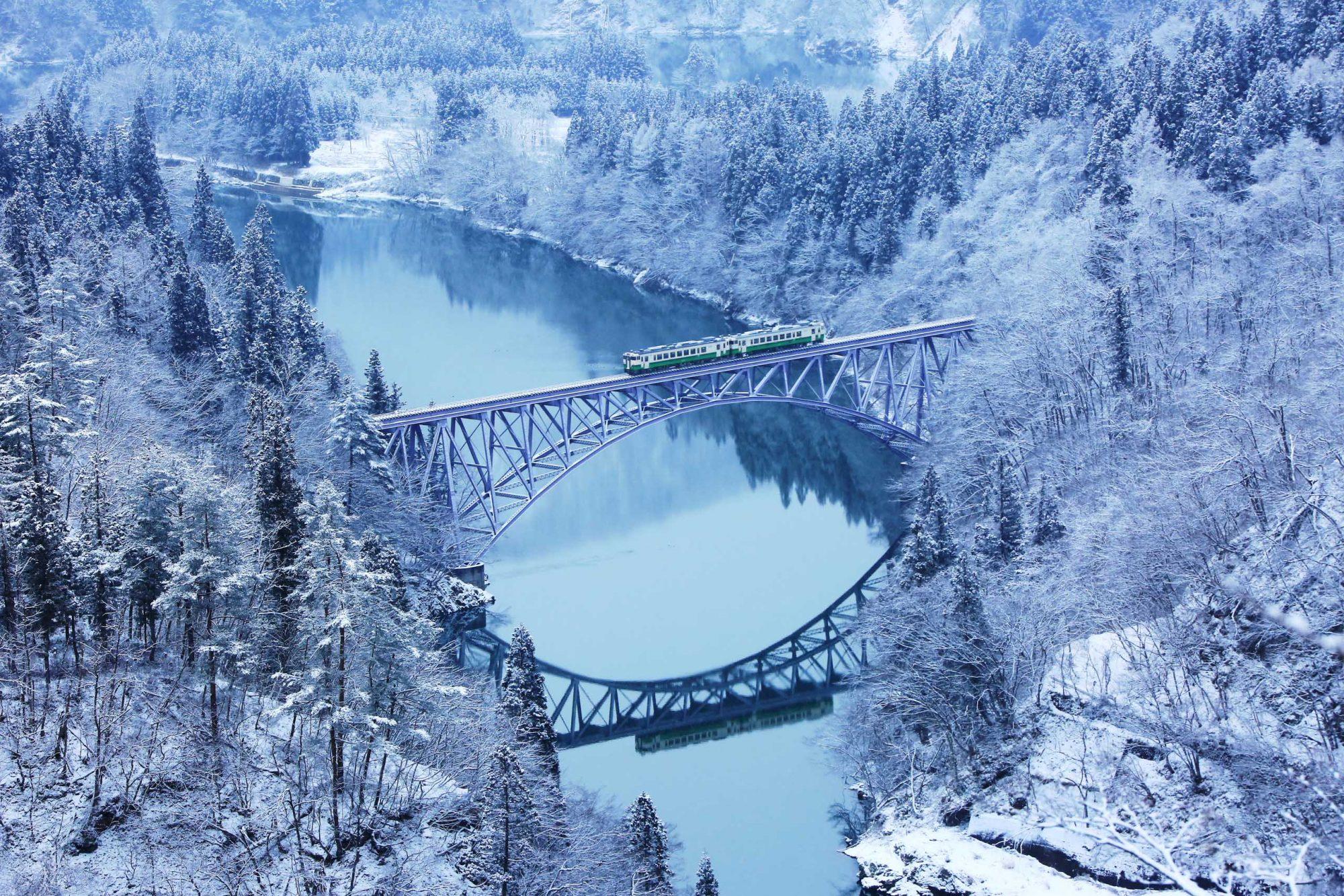 New Rail Pass Makes Japanese Ski Safari Easier