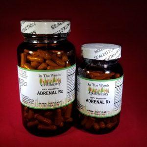 Adrenal Rx, Vegetarian Capsules
