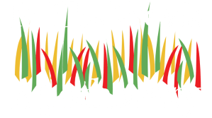 In the weeds Apothecary white logo