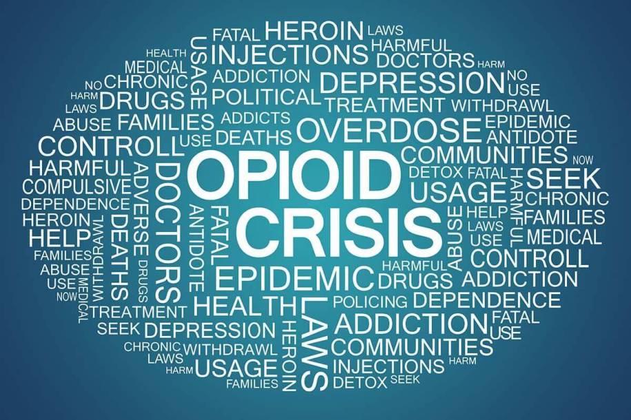 Opioid Crisis Graphic