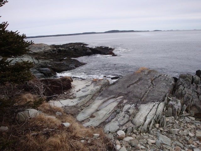 Our rugged east coastline