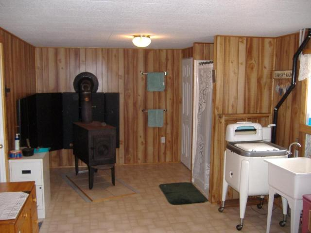 Wood Stove for Heat/Wringer Washer