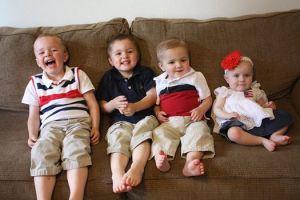 Love these NM patriotic babies!
