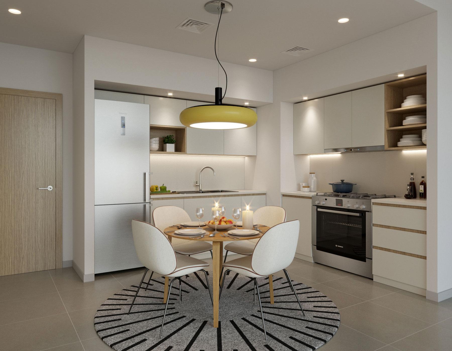 2BDR-Kitchen