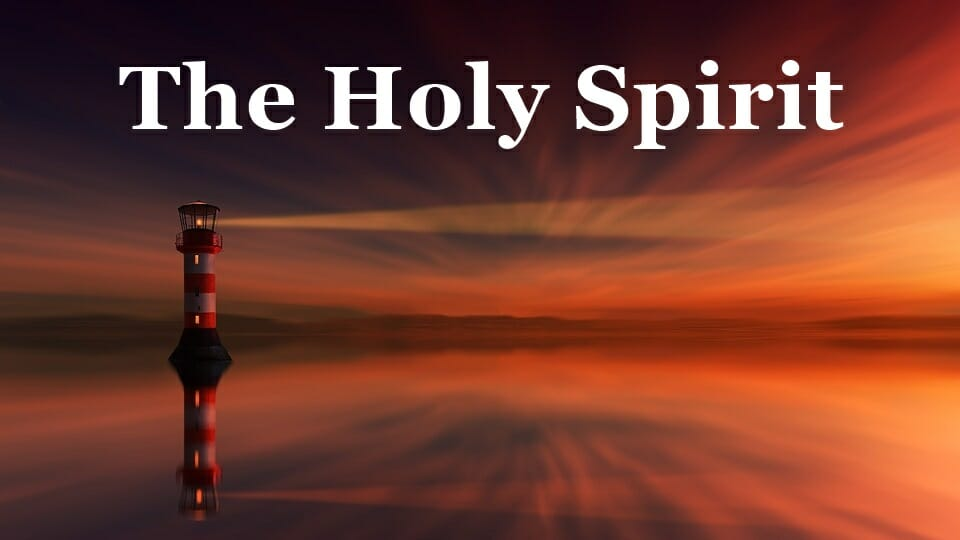 Who Is The Holy Spirit ?