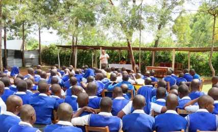 missions stories spiritual warfare, spiritual warfare, missions in africa, mission trip to kenya