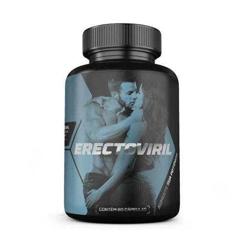 Erectoviril - Suplemento Mineral Aumente sua potência