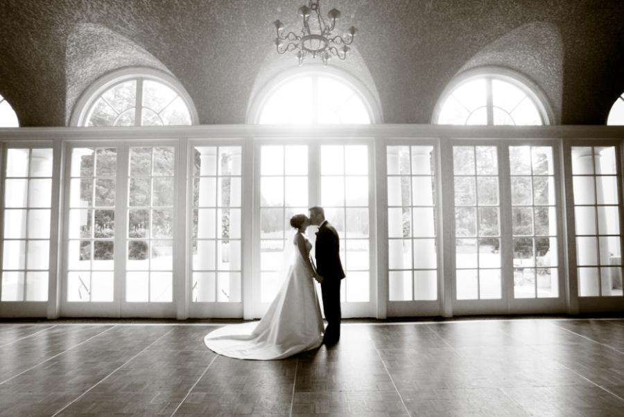 Real Weddings Gillian Amp Patricks Mansion Wedding