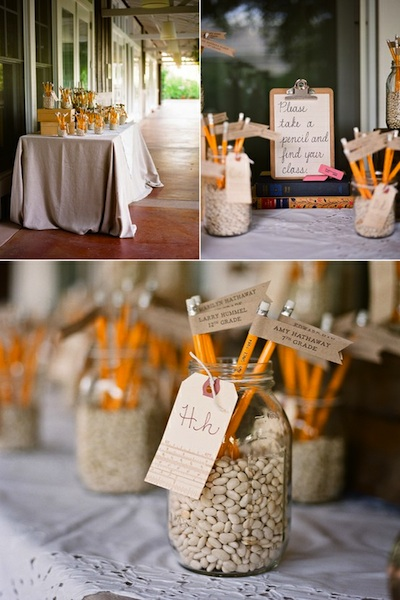 Old Planks Pained In The Wedding Colours Made For A Stunning And Unique Table Plan I Cherish Sharing Ideas With Couples On Pinterest Advising Those