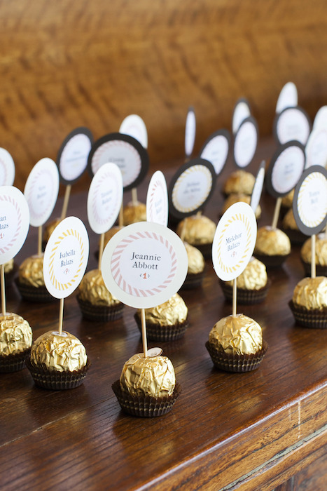 Inexpensive Wedding Favors Guests