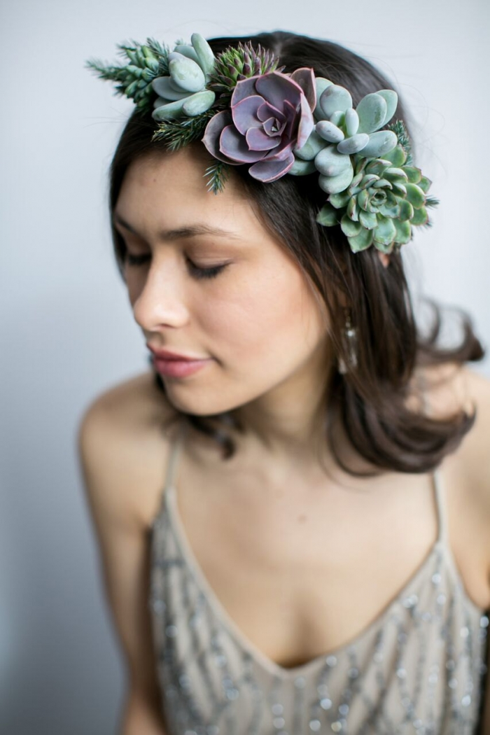 10 Beautiful Silk Florals For Your Hair Intimate