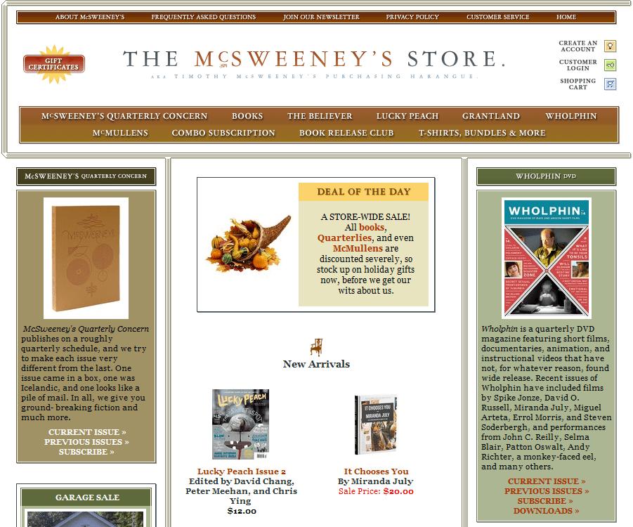 mcsweeneys-store