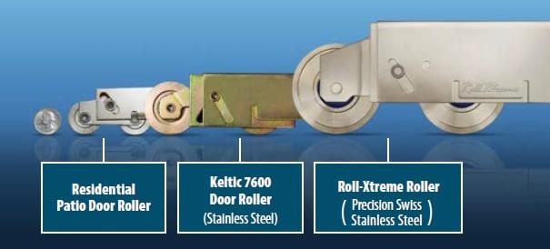 keltic 7600 7700 series sliding doors