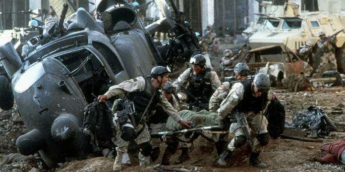 Film - Black Hawk Down - Into Film