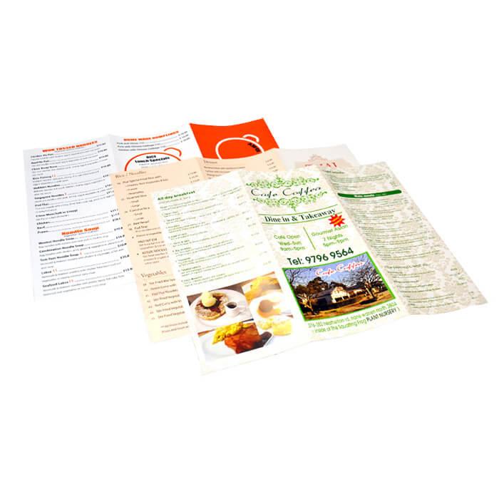 Folded Brochures