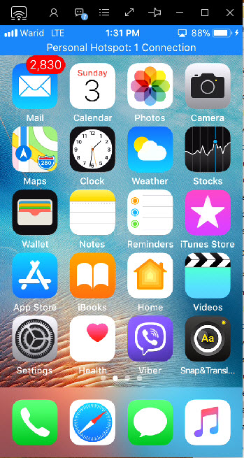 Vysor Iphone Download