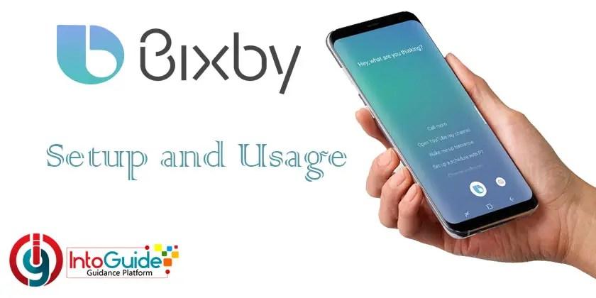 Bixby Setup and Usage on Samsung Galaxy Note 9