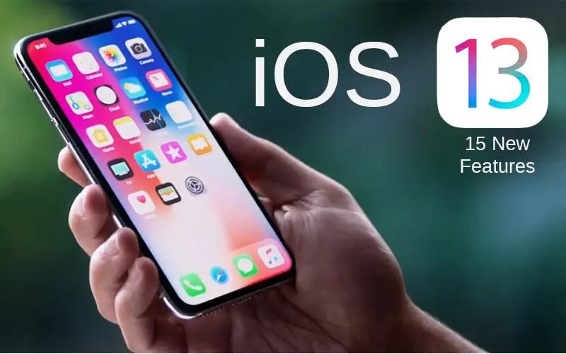 iOS 13 Best Features