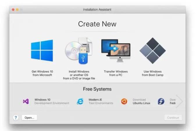 Install Windows 10 on mac