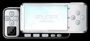 Sony Ericsson PSP phone should be a dual-slider!