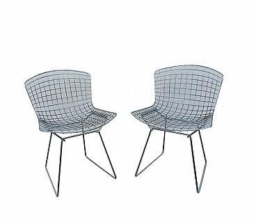 Il paio di rare sedie a sdraio vintage made in italy negli anni 70. Sedute Vintage Intondo