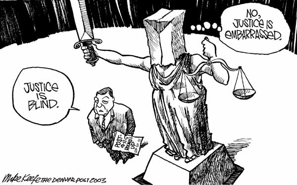 Image result for justice cartoons