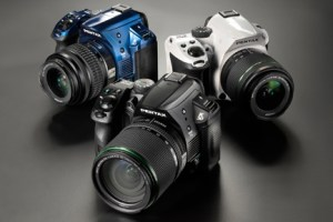 Pentax introduces the K-30 DSLR in a variety of new colours and finishes