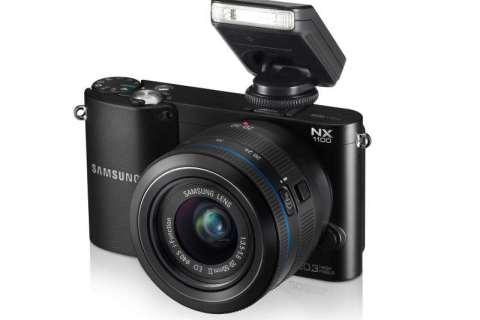 Samsung announces the availability of the NX1100