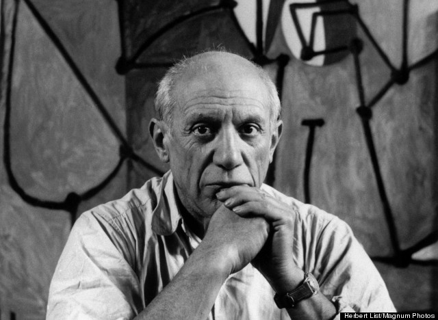 A Photographic highlight of Pablo Picasso