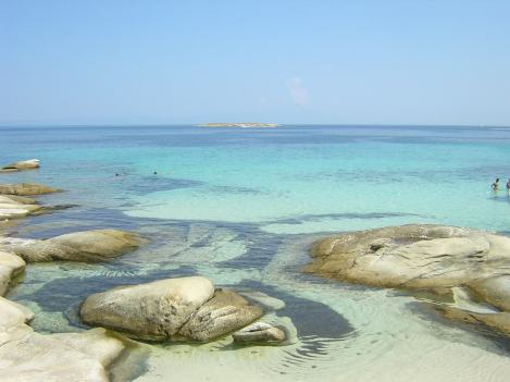 Myrsini beach