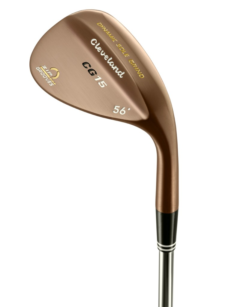 Cleveland CG15 DSG w/ Oil Quenched Finish