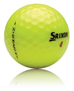 Srixon Z-Star X Tour Yellow