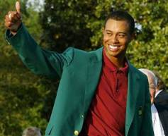 Tiger Woods will return at the Masters