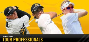 Cobra Golf Tour Professionals