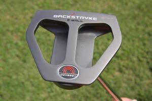 Odyssey Backstryke 2-Ball Putter