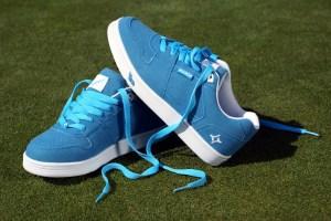 Kikkor Golf Eppik 2.0 Blue Swede on Green