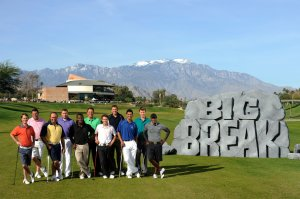 Cast of Big Break Indian Wells
