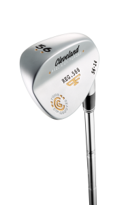 Cleveland 588 Wedge Forged Satin