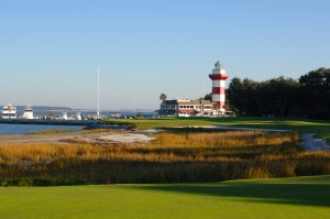 Hole 18 Harbour Town - Sea Pines Resort
