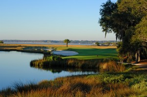 Hole 17 Harbour Town - Sea Pines Resort
