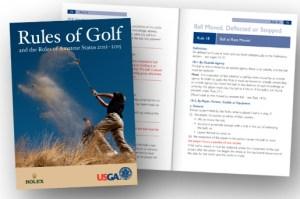 USGA_Rules