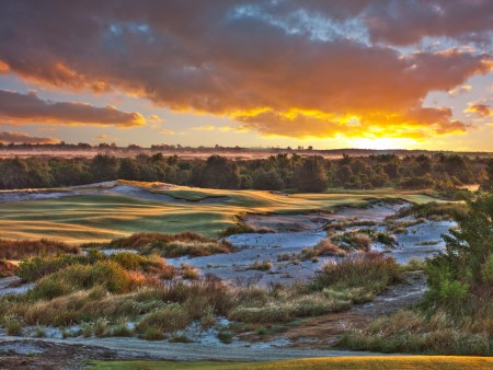 Streamsong Red #17