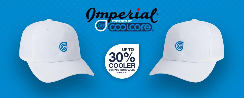 Imperial Coolcore Headwear – intothegrain.com 46743e1d485